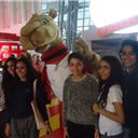Grade 10 trip to Ferrari World