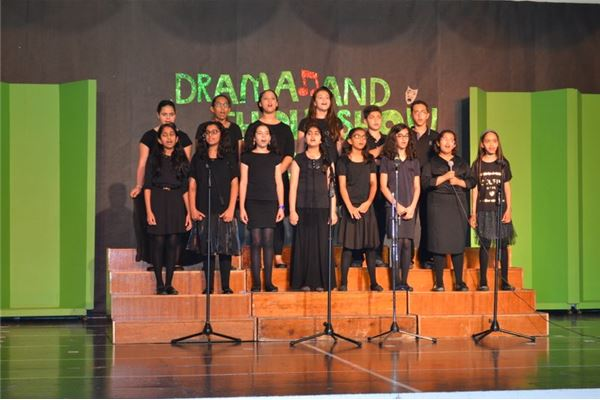 Drama And Choir Show