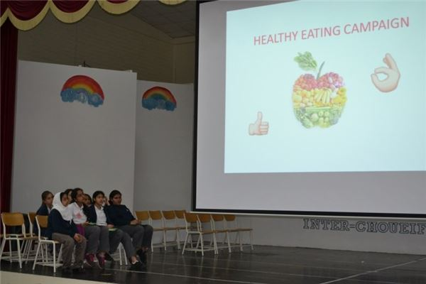 Healthy Eating Campaign