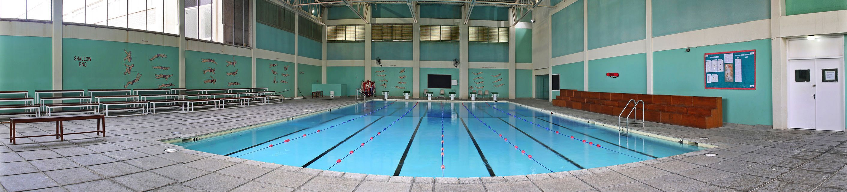 The international school of choueifat abu dhabi for American swimming pool systems